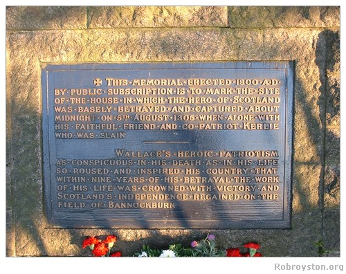 This memorial erected 1900 AD by public subscription is to mark the site of the ...